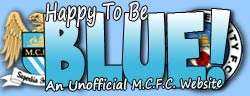 An unofficial MCFC fan site